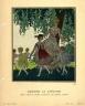 Dansons la Capucine | Robe D'Ete et Robes D'Enfants, de Jeanne Lanvin