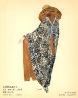 Zibeline et Matelasse de Soie | Tissu de Bianchini