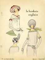 La Broderie Anglaise