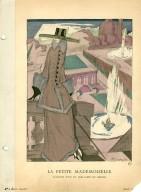 La Petite Mademoiselle | Tailleur XVIIe en Perllaine de Rodier