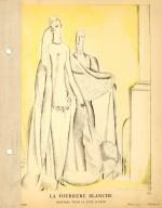 La Fourrure Blanche | Manteau pour la cote D'Azur