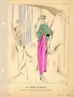La Loge D'Opera | Manteau du Soir, de Martial et Armand