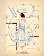 De la Fumee | Robe de Madeleine Vionnet