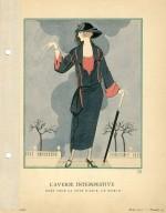 L'Averse Intempestive | Robe pour la Cote D'Azur, de Worth