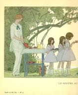Le Gouter au Jardin