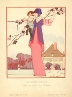 La Jeune Maman | Robe de jardin pour l'automne
