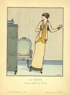 La Souris | Costume tailleur de Doucet