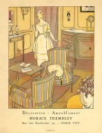 Decoration - Ameublement | Horace Trembley