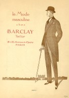 Chez Barclay | Tailor