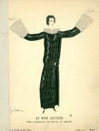Le Bon Accueil | Robe D'apres-midi, de Martial et Armand