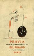 Pravia | Parfum Ultra-Persistant | Ed. Pinaud