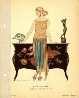 Rosalinde | Robe du Soir, de Worth