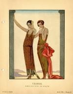 Vesper | Robes du Soir, de Worth