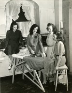 [Home Economics - National Posture Week May 6th - 11th, Right Way]