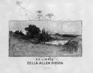 Dixson, Zella Allen