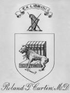 Curtin, Roland G., M.D.