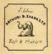 Evans, Arthuri B.