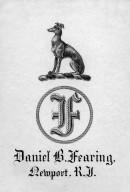 Fearing, Daniel B.