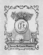 Fowler, Anna St. Louis