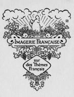 Imagerie Francaise sur des Themes Francais