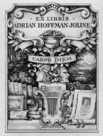 Joline, Adrian Hoffman