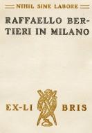 Bertieri, Raffaello