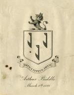 Biddle, Arthur