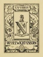 Osborn, Russel Wright