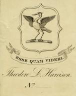 Harrison, Theodore L.