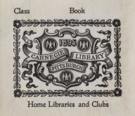 Carnegie Library Pittsburgh, Home Libraries and Clubs
