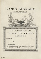 Cobb Library