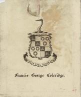 Coleridge, Francis George