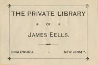 Eells, James