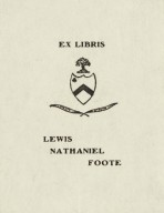 Foote, Lewis Nathaniel