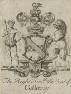 Right Honble the Earl of Galloway, The