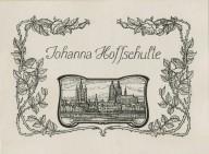 Hoffschulte, Johanna