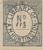 Huntington, A.M.