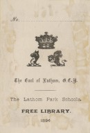 Lathom Park Schools, The