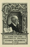 Long Island Historical Society Storrs Memorial Fund