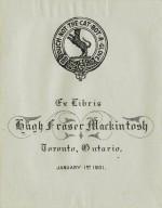 Mackintosh, Hugh Fraser