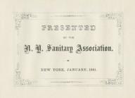 N.Y. Sanitary Association