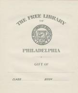 Free Library of Philadelphia, The