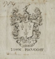 Provoost, Iohn