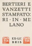 Vanzetti, Bertieri E.