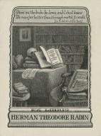 Radin, Herman Theodore