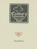 Bournville, Cadbury