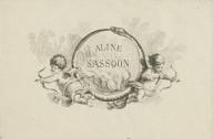 Sasson, Aline