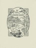 Saulier, Jeanne