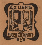 Wiedamann, Eugen