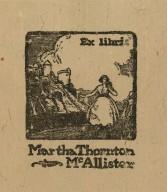 McAllister, Martha Thornton